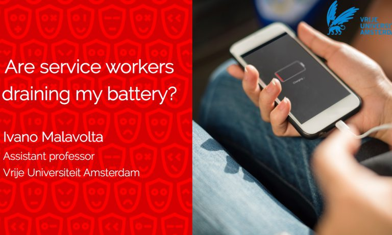 Are service workers draining my battery?